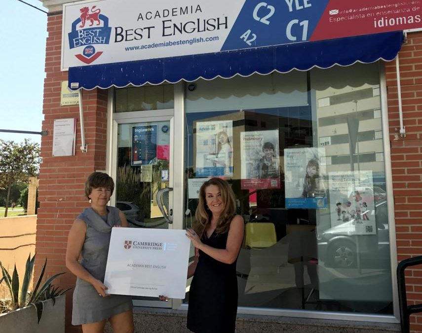 Cambridge University Press reconoce como partner a Best English
